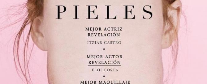 Pieles Premios Goya