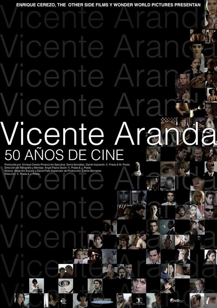 Vicente Aranda 50 años de cine