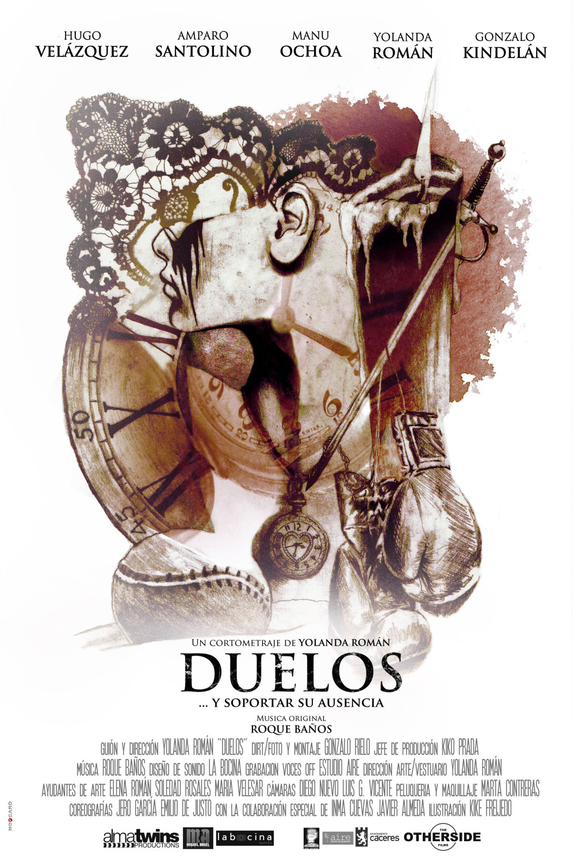 Duelos, de la realizadora morala  Yolanda Román, podrá verse en la sala  Artistic Metropol de Madrid